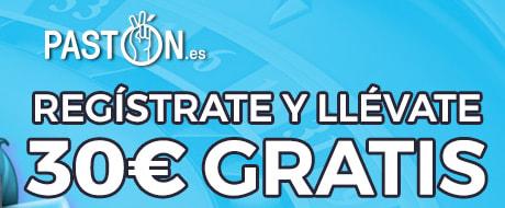 Consigue 30€ Gratis con el alta en PASTON.es
