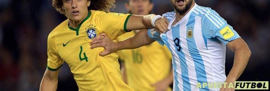Clasicos Futbol Mundial Argentina Brasil