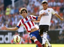 Atletico de Madrid vs Valencia