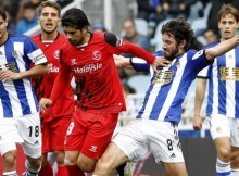 Real Sociedad vs Sevilla
