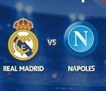real madrid napoles champions