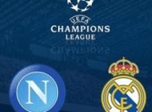Enfrentamiento entre Nápoles y Real Madrid en Champions League