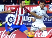 atletico madrid vs real madrid liga 2016