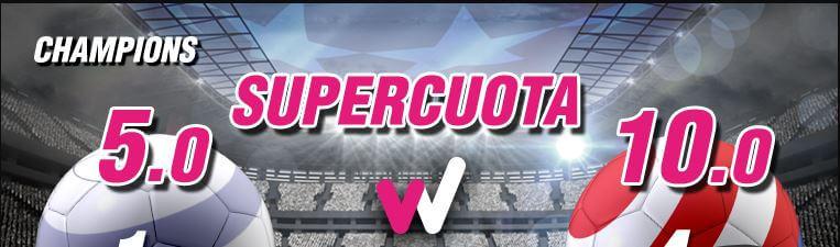 supercuota wanabet derbi champions