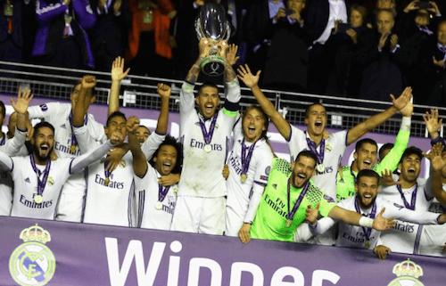 realmadrid campeon supercopa 2016