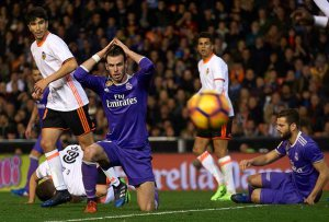 Bale, la gran baza del Real Madrid actualmente.