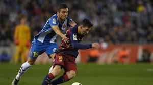 Objetivo: para a Messi.