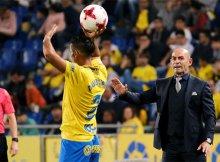 Paco Jemez nuevo entrenador de Las Palmas