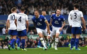 Everton, en busca de puestos europeos