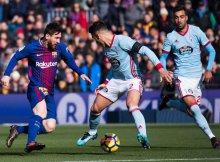 Messi vs Celta de Vigo