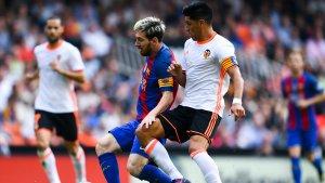 Valencia, objetivo: parar a Messi