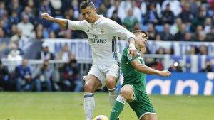 El Real Madrid confía en la vuelta goleadora de Ronaldo.