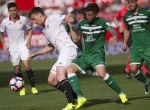 El Sevilla deberá evitar la presión del Leganés