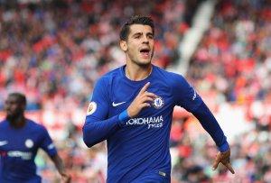 Morata es el goleador y baza ofensiva del Chelsea.