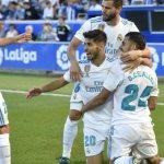 Asensio, en plena forma, pieza clave en el Madrid.