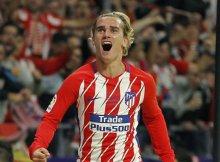 Griezmann es la gran baza ofensiva del Atlético.