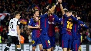 El Barsa buscará marcar un gol que le de el paso a la final.