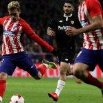 El Atlético confía en su goleador Griezmann.