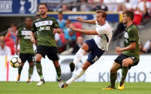 Kane, referencia ofensiva del Tottenham.