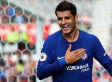 Morata, la gran baza ofensiva del Chelsea.