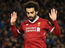 Salah, en gran forma, es la mejor baza ofensiva de los reds.