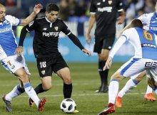 El Sevilla intentará tener el control de la pelota.