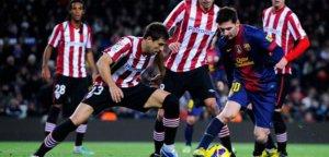 El Athletic debe parar a la estrella blaugrana.