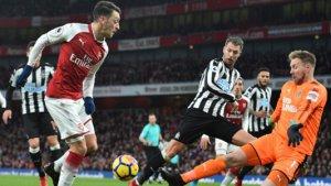 El Arsenal tiene mucha calidad en ataque.