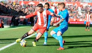 El Girona se ha desinflado en las últimas jornadas.