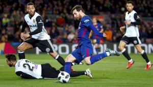 El Barcelona espera de nuevo al mejor Messi.