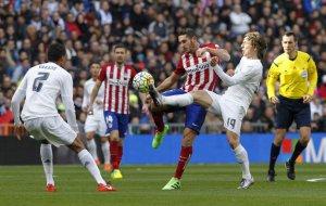 El Madrid es superior en el centro del campo.