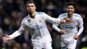 Ronaldo a seguir su racha goleadora.