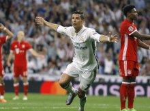 Ronaldo es la bestia negra del Bayern.