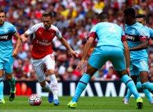 El West Ham, a frenar a las estrellas del Arsenal.