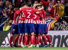 El Atlético es un piña como equipo y son los favoritos para el título.