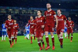 Los Reds son los favoritos para lograr la victoria.
