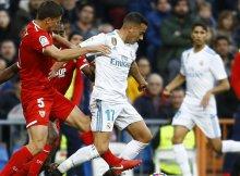 El Sevilla presionará con fuerza en cada acción.