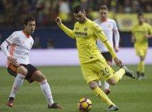 El Villarreal buscará dominar el medio campo.
