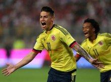 Colombia necesita el liderazgo de James Rodríguez.