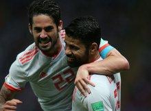 España saldrá a golear a Marruecos.