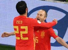 Las figuras españolas deberán dominar el juego.