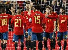 España debe lograr la victoria con claridad.