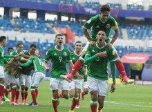 México, un equipo con corazón y todo un país detrás.