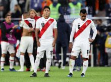 Perú debe levantarse y pelear por la victoria.