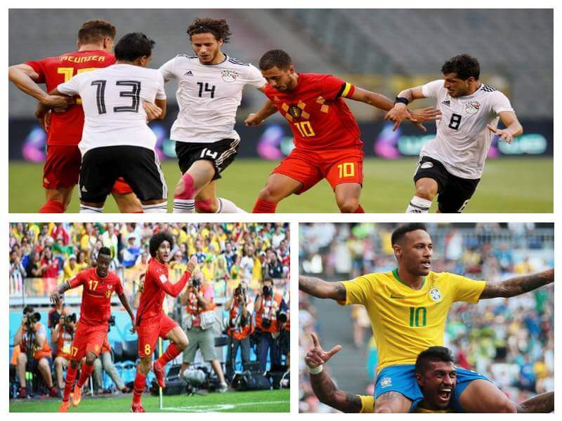 brasil belgica cuartos mundial
