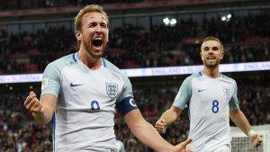 Kane, el goleador de los ingleses puede ser la clave del partido.