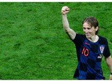 Modric, el alma de Croacia y posiblemente el hombre del mundial.