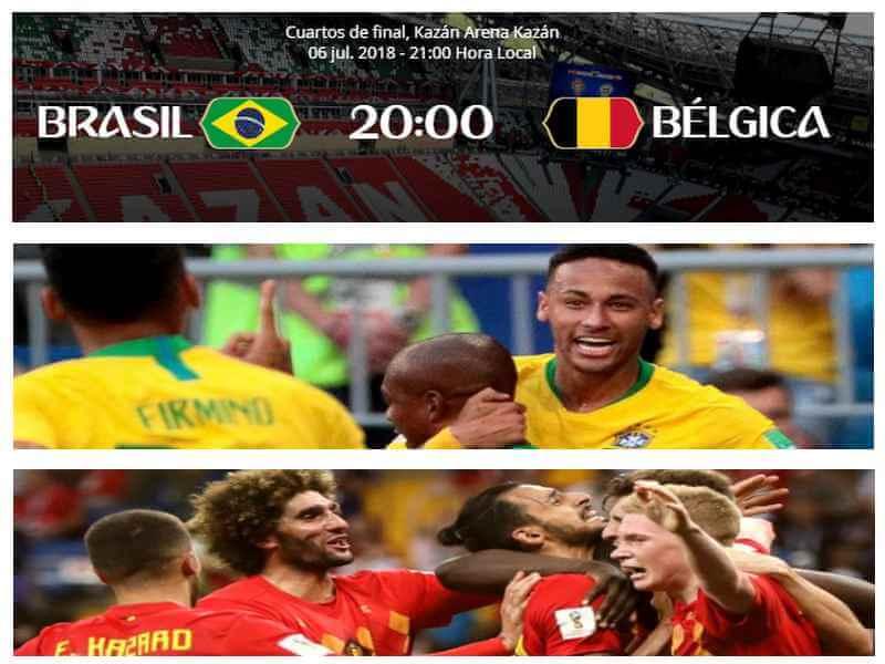 pronostico brasil belgica