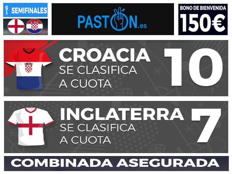 supercuota paston pronosticos croacia inglaterra
