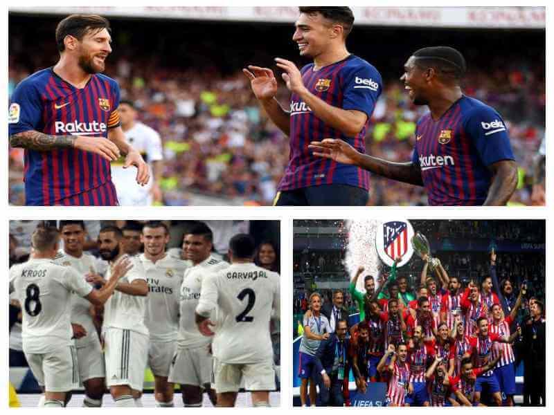 ganador liga santander 2018-19
